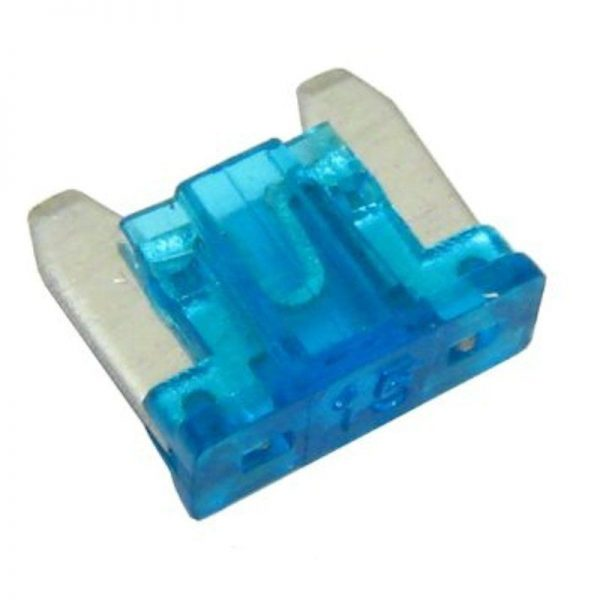 AUTOMOTIVE-LOW-PROFILE-MINI-BLADE-FUSES-15AMP-RATED-QTY-25-361416810530