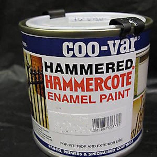 COO-VAR-HAMMERCOTE-ENAMEL-PAINT-HAMMERED-RED-1x250ML-200400997580