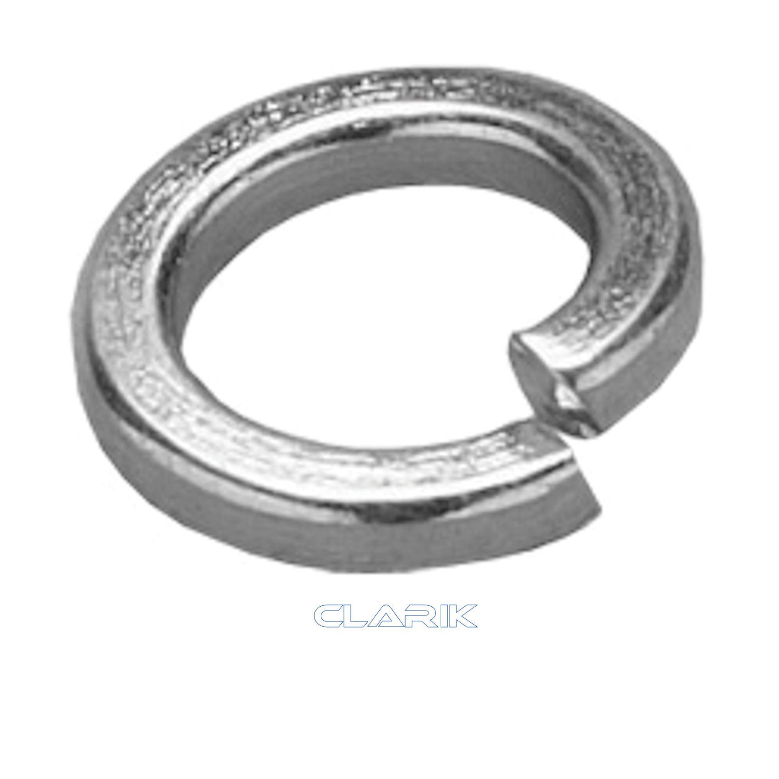 SPRING WASHERS METRIC A2 STAINLESS STEEL SQUARE SECTION M10 QTY 100