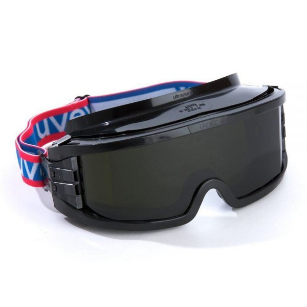 UVEX-9301-ULTRAVISION-WELDING-GOGGLE-GREEN-LENS-SHADE-5-QTY-1-180358390950