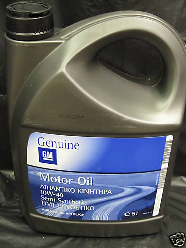 BMW-VW-FORD-AUDI-10W-40-SEMI-SYNTHETIC-ENGINE-OIL-1-x-5Litres-180765111242