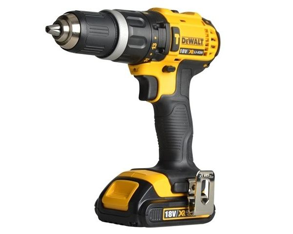DEWALT-DEWDCD785C2-18-VOLT-XR-LI-ON-COMBI-DRILL-CW-2-15AH-BATTERIES-CHARGER-201441314803