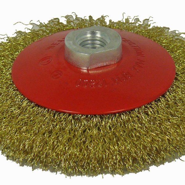 ABRACS-BEVELLED-CONIC-BRUSH-115MM-4-12-M14-x-2mm-CRIMPED-BRASS-COATED-STEEL-360469175744