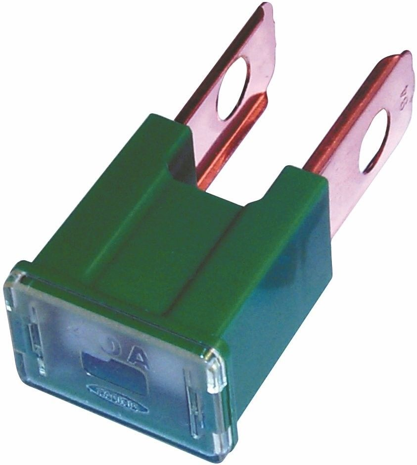 40 Amp Fuse >> Automotive Male Pal Fuse 40 Amp Green Pack Of 5