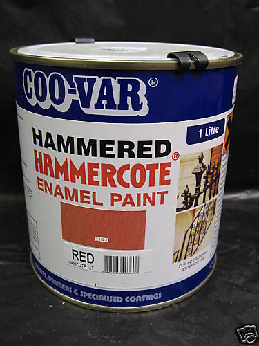 COO-VAR-HAMMERCOTE-ENAMEL-PAINT-HAMMERED-SILVER-1x-1-LITRE-180735332854