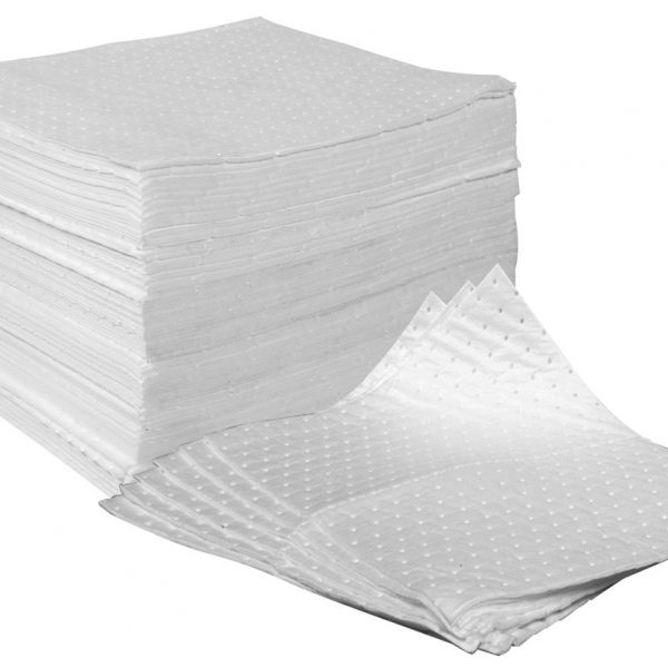 FENTEX-OB200M-OIL-ONLY-SINGLE-WEIGHT-ABSORBENT-SPILL-PADS-x-200-PADS-181500354205
