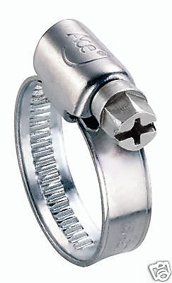 ACE-HOSE-CLIPS-MILD-STEEL-0X-16-TO-27MM-QTY-10-180386556126