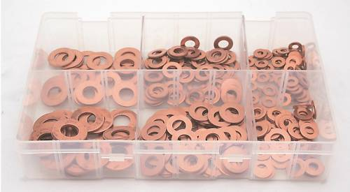 AB24-ASSORTED-BOX-COPPER-FLAT-WASHERS-IMPERIAL-316-TO-12-QTY-475-360274822727