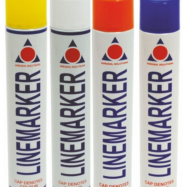 AEROSOL-SOLUTIONS-LINE-MARKING-PAINT-WHITEYELLOWREDBLUE-1ea-4-x-750ML-TINS-181417867827