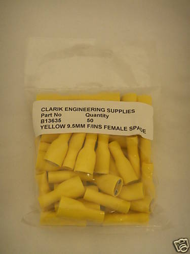YELLOW-FULLY-INSULATED-FEMALE-SPADE-95MM-QTY-25-360168618248