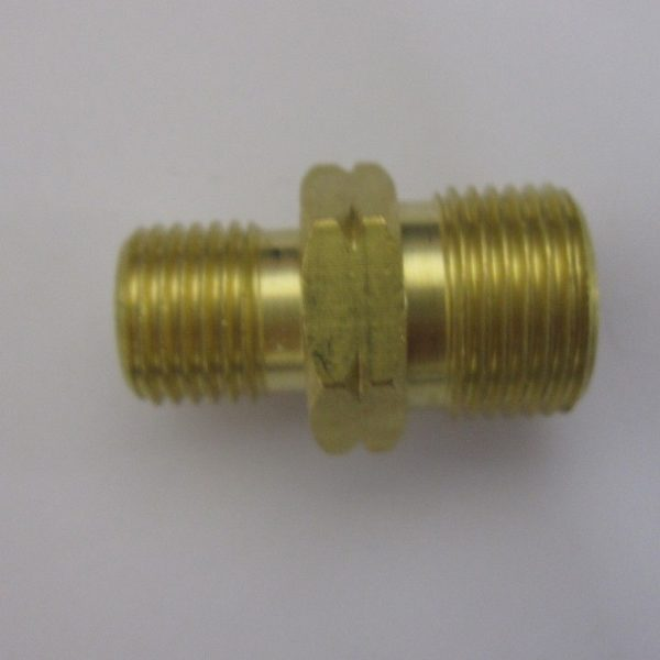 14-TO-38-BSP-MALE-LEFT-HAND-THREADED-COUPLER-REDUCER-1309-x-10-200721887109