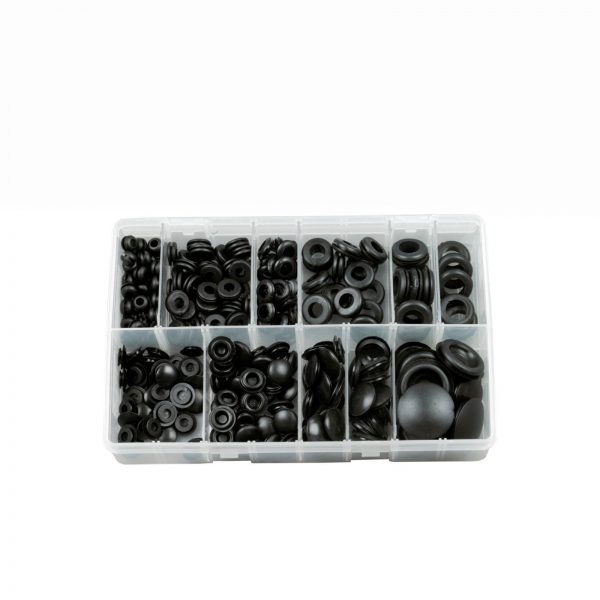 A02790-ASSORTED-BOX-BLANKING-WIRING-GROMMETS-VARIOUS-SIZES-QTY-240-200487319899
