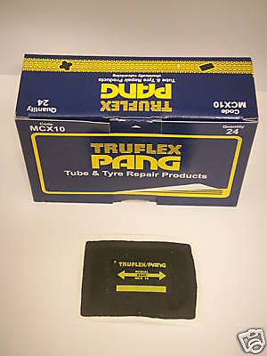 PANG-TRUFLEX-MCX20-RADIAL-75mm-x-125mm-TYRE-REPAIR-PATCH-QTY-10-pieces-360440774219