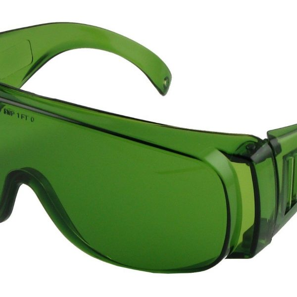 SWP-1451-COLOURED-VISITOR-SAFETY-SPECTACLE-GREEN-QTY-10-180358349759